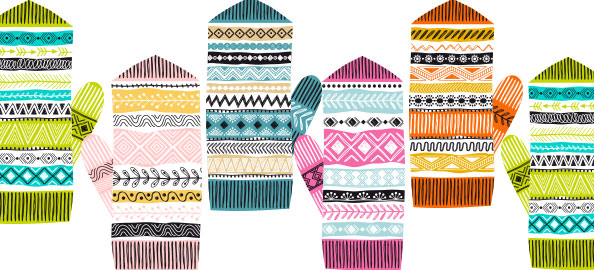 January Blankets, Mittens & More Drive