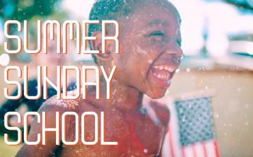 Summer Sunday School ECE