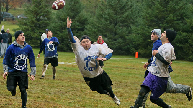 Turkey Bowl November 27th