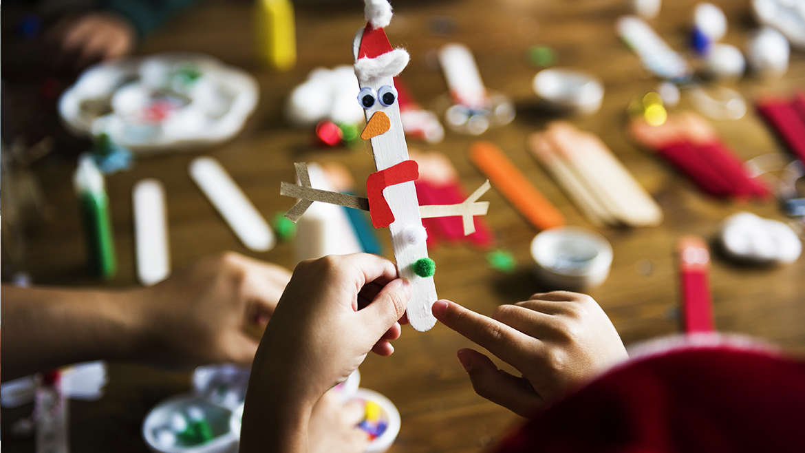 Kids Night Out: Christmas Workshop