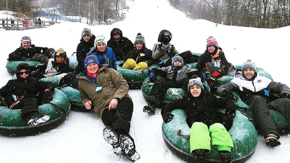 MLK Jr. Ski, Board & Tubing Day