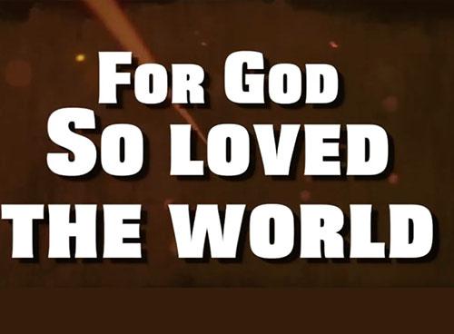 Jumpstart3 Video – John 3:16