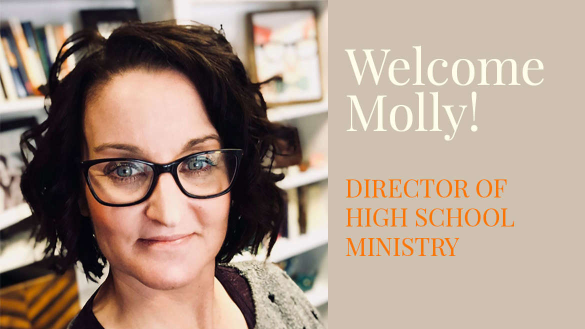 Welcome Molly!